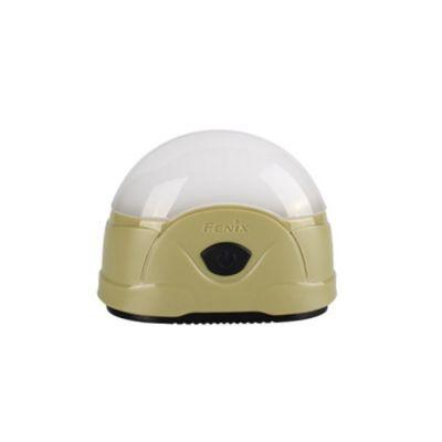Всесезонный кемпинговый фонарь Fenix CL20Фонари кемпинговые<br><br> В фонаре Fenix CL20 используется несколько светодиодов, которые дают нейтрально-белый и красный свет. <br><br><br> Эти полупроводниковые приборы рассчитаны на длительный период эксплуатации и дают комфортный для глаз свет нескольких уровней яркости. <br><br><br> Всего в оптическую систему CL20 интегрированы 9 диодов белого цвета и еще 2 — красного. Рассеиватель в данном фонаре получил особую форму. <br><br><br> Это широкая выпуклая линза, которая состоит из 246 асферических элементов. Такая конструкция позволяет получить равномерное освещение белым светом в радиусе 5 метров от фонаря. <br><br><br> Яркость пользователи могут установить следующую: Turbo режим - 165 люмен, High режим - 100 люмен, Mid режим - 50 люмен, Low режим - 8 люмен.<br><br><br> Помимо этого еще два режима работы обеспечивают два красных светодиода. Их суммарная яркость составляет 1,5 люмена. Постоянный красный свет производители рекомендуют использовать в качестве ночника в палатках, поскольку он не нарушает ночное зрение человека и не слепит при включении. Второй режим работы красных диодов — это SOS. <br><br><br> Он хорошо подойдет для подачи световых сигналов из кемпингового лагеря.<br><br><br> Максимальное время работы фонаря CL20 составляет 71 ч. 40 мин и будет справедливо для работы кемпинговой лампы в режиме Low на базе никель-магниевых аккумуляторов. <br><br><br> Пользователи также должны учитывать, что срок работы фонаря до замены элементов питания зависит от того, какой их тип был установлен. Ниже приведено расчетное время работы Fenix CL20 с использованием разных батарей.<br><br><br> Для Ni-MH аккумуляторов: Turbo — 2 ч. 23 мин; High — 5 ч. 15 мин; Mid — 11 ч. 28 мин; Low — 71 ч. 40 мин.<br><br><br> Для щелочных (alkaline) батареек: Turbo — 3 ч. 10 мин; High — 4 ч. 9 мин; Mid — 9 ч. 4 мин; Low — 56 ч. 40 мин.<br><br><br> Для батарей формата CR123A: Turbo — 2 ч; High — 3 ч. 31 мин; Mid — 7 ч. 32 мин; Low — 20 ч.<br><br>