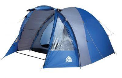 Палатка Trek Planet Indiana 4 (70112)Туристические палатки<br>Особенности:<br> Москитная сетка на входе в спальное отделение в полный размер двери.<br> Внутренние карманы для мелочей.<br> Возможность подвески фонаря в палатке.<br> Для удобства транспортировки и хранения предусмотрен чехол с двумя ручками, закрывающийся на застежку-молнию.<br> Высокий, вместительный и светлый тамбур.<br> Вентиляционные окна в спальном отделение.<br>Характеристики:<br><br><br><br><br> Вес:<br><br><br> 8,7 кг.<br><br><br><br><br> Водонепроницаемость:<br><br><br> Тент 2000 мм, дно 10000 мм.<br><br><br><br><br> Все размеры:<br><br><br> Внешняя палатка 400(Д)x280(Ш)x185(В) см, внутренняя палатка 270(Д)x220(Ш)x185(В) см.<br><br><br><br><br> Высота:<br><br><br> 185 см.<br><br><br><br><br> Каркас:<br><br><br> фиберглас 11 мм.<br><br><br><br><br> Материал внутренний:<br><br><br> 100% дышащий полиэстер.<br><br><br><br><br> Материал пола:<br><br><br> армированный полиэтилен (tarpauling).<br><br><br><br><br> Материал внешний:<br><br><br> 100% полиэстер, пропитка PU.<br><br><br><br><br> Обработка швов:<br><br><br> проклеенные швы.<br><br><br><br><br> упаковка габариты см:<br><br><br> 68*20*20<br><br><br><br><br>