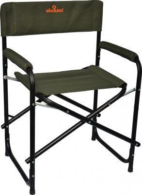 Кресло Woodland OutdoorNEW, складное, кемпинговое, 56 x 46 x 80 см (сталь) SK-01Кемпинговая мебель<br>Удобное складное кресло с подлокотниками.<br>Характеристики<br><br><br><br><br> Max вес пользователя:<br><br><br> 120 кг.<br><br><br><br><br> Вес:<br><br><br> 4,5 кг.<br><br><br><br><br> Все размеры:<br><br><br> 56 x 46 x 80 см<br><br><br><br><br> Гарантия:<br><br><br> 6 месяцев.<br><br><br><br><br> Каркас:<br><br><br> Сталь ? 22 мм.<br><br><br><br><br> Материал:<br><br><br> OXFORD 600D с водоотталкивающим покрытием ПВХ<br><br><br><br><br> упаковка габариты см:<br><br><br> 82*50*10<br><br><br><br><br>