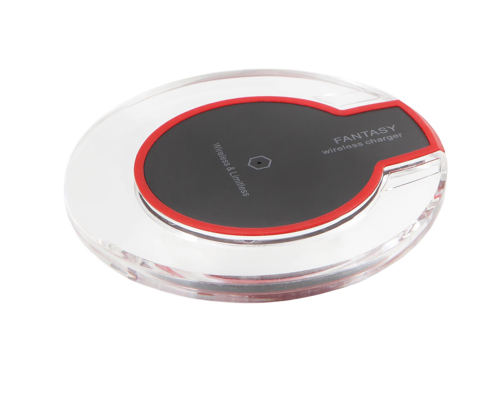 Беспроводная зарядка Fantasy для телефонов, для смартфонов, для айфона, wireless charger, qi зарядкаАксессуары для смартфонов<br>Беспроводная зарядка Fantasy<br> <br> <br>  <br> <br> <br>Что такое беспроводная зарядка?<br> <br>Принцип работы устройства основан на QI-технологии. Она предполагает отсутствие проводов или применения контактов, за основу ее работы берется действие электромагнитных волн.<br> <br> <br>  <br> <br> <br>На вопрос, как работает беспроводная зарядка, можно ответить – по принципу индуктивной катушки, магнитного контура. Прибор состоит из 2 катушек – передающей и принимающей, первая нужна для создания электромагнитного поля, а вторая – для тока. Взаимодействуя между собой, они создают ток через передатчик, приемник, стабилизируют его, подводя прямо к смартфону.<br> <br> <br>  <br> <br> <br>  <br> <br> <br>  <br> <br> <br>Как это работает?<br> <br><br>  <br><br>  <br> <br>  <br> <br> <br>(общая информация по положению телефона на беспроводном зарядном устройстве)<br> <br>Преимущества беспроводной зарядки:<br> <br>- Безопасность: наша платформа обеспечивает надежность от неблагоприятного воздействия извне во время зарядки (например: перепадов напряжения). На нее можно спокойно положить железный предмет, так как она начинает работать только после обнаружения приемного устройства<br> <br>- Простота эксплуатации: теперь не надо ничего подключать, достаточно просто положить телефон сверху и он автоматически начнет заряжаться. Это избавит вас от поиска зарядки и проблемы разбитого гнезда<br> <br>- Отсутствие кабелей: суть технологии - индуктивная передача электричества<br> <br>- Используйте везде: такая платформа обеспечивает надежность от неблагоприятного воздействия извне во время зарядки (например: перепадов напряжения). На нее можно спокойно положить железный предмет, так как она начинает работать только после обнаружения приемного устройства<br> <br> <br>  <br> <br> <br> <br>  <br> <br> <br>Совместимость<br> <br><br>  МОДЕЛИ ТЕЛЕФОНОВ, КОТОРЫЕ ИМЕЮ