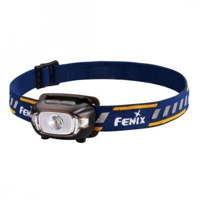Налобный фонарь Fenix HL15Фонари налобные Fenix<br><br> Фонарь Fenix HL15 с налобным креплением подходит для всех пользователей, которые хотят, отдыхая на природе, иметь максимальную свободу действий. Налобные крепления и возможность самостоятельно регулировать наклон корпуса дают эту свободу в полной мере.<br><br> Fenix HL15 оборудован двумя современными диодами, один из которых является основным и дает яркий белый свет нейтрального оттенка (наиболее естественного для человеческого глаза). Второй диод дает красный свет и используется в целях подачи сигналов или же подсветки на близком расстоянии в том случае, когда необходимо избежать ослепления при внезапном включении. Кстати говоря, красный свет лучше виден во время тумана.<br> Всего Fenix HL15 доступно 6 режимов. Из них 4 приходится на белый диод и дают яркость от 4 до 200 люмен. Остальные два режима — это постоянный и мигающий красный свет. Их яркость — 0,2 лм.<br> Модель Fenix HL15 нуждается в использовании двух микропальчиковых элементов питания. Возможно выбрать аккумуляторы с никель-металлгидридным электролитом или же обыкновенные щелочные батарейки, которые повторной зарядке не подлежат. Элементы питания устанавливаются в отсек, который находится в голове фонаря. При этом, необходимо соблюдать полярность, хотя данная модель и защищена от короткого замыкания. Кроме того, налобный фонарь имеет защиту от перегревания, которая срабатывает после трех минут использования режима Turbo. Эта защита позволяет вовремя охлаждать оптический узел фонаря и таким образом, продлить время его нормальной работы.<br> Функции управления налобным фонариком разделены между двумя кнопками, которые вынесены на верхнюю сторону корпуса. Чтобы пользователям было удобнее разобраться, на этих кнопках имеются схематические обозначения. Каждая из них отвечает за работу одного из диодов. Возможность нажатия на кнопки можно блокировать при помощи специально предназначенного для этого козырька из пластика.<br> Различные элементы корпуса Fen