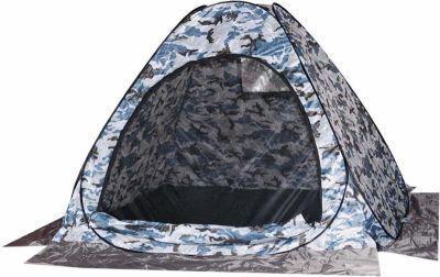 Палатка рыбака Скаут автомат 1,5х1,5 белый КМФ (без дна)Рыболовные палатки<br>Палатка рыбака Скаут автомат 1,5х1,5 белый КМФ (без дна) - уникальное изобретение, которое позволяет установить временное жилище за считанные секунды. Секрет - в особом механизме самораскрытия. Это вшитые в ткань палатки стальные пружины, которые, распрямляясь, образуют каркас. Те же самые пружины позволяют быстро сложить палатку после использования. В упакованном виде платка представляет собой аккуратный диск 50 сантиметров диаметром.<br>Характеристики<br><br><br><br><br> Вес:<br><br><br> 1.8 кг.<br><br><br><br><br> Все размеры:<br><br><br> 137*137 см<br><br><br><br><br> Высота:<br><br><br> 120 см.<br><br><br><br><br> Гарантия:<br><br><br> 14 дней<br><br><br><br><br> Каркас:<br><br><br> сталь<br><br><br><br><br> Материал:<br><br><br> Polyester 100%.<br><br><br><br><br> Особенности:<br><br><br> Быстроразборная палатка-автомат. Вентялиционное окошко с москитной сеткой.<br><br><br><br><br> Площадь:<br><br><br> 1,88 кв.м.<br><br><br><br><br> упаковка габариты см:<br><br><br> 50*50*8<br><br><br><br><br>