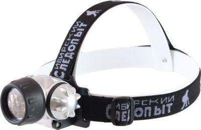 Фонарь налобный СИБИРСКИЙ СЛЕДОПЫТ Циклоп 12, 12L/100 (PF-PFL-HL16)Фонари<br>Фонарь налобный СИБИРСКИЙ СЛЕДОПЫТ Циклоп 12, 12L/100 (PF-PFL-HL16) выполнен из высококачественных материалов. Он оснащен двенадцатью яркими светодиодами. Налобный фонарь «СИБИРСКИЙ СЛЕДОПЫТ» - это простота использования, яркое освещение и свободные руки! Это удобное снаряжение, которое должно быть в арсенале каждого охотника, рыболова и туриста!<br>Характеристики<br><br><br><br><br> Вес:<br><br><br> 0,078 кг.<br><br><br><br><br> Все размеры:<br><br><br> 6,5*7,5*5 см<br><br><br><br><br> Гарантия:<br><br><br> 1 год.<br><br><br><br><br> Материал:<br><br><br> Металл, пластик<br><br><br><br><br> Особенности:<br><br><br> Количество светодиодов - 12 шт.; Количество режимов работы - 4; Время работы - до 180 часов<br><br><br><br><br> Питание:<br><br><br> 3 AAA батарейки 1,5 V (в комплект не входят)<br><br><br><br><br> упаковка габариты см:<br><br><br> 18*13*8<br><br><br><br><br>