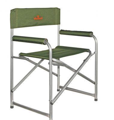 Кресло Woodland Outdoor ALU (алюминий) АК-01Кемпинговая мебель<br>Очень легкое, комфортабельное кресло Woodland Outdoor ALU, которое удобно брать на рыбалку, на дачу или в походы. Одно из самых популярных кресел благодаря прочности (нагрузка до 120кг) и очень легкому весу (2,5кг)материала из которого оно изготовлено. Конструкция ножек выполненам таким образом, что позволяет использовать стул на любых  поверхностях. Материал кресла - Oxford 600D с водоотталкивающим ПВХ покрытием. Эта ткань применяется для изготовления специальной одежды от общих производственных загрязнений и  механических воздействий от истирания, которая хорошо моется и устойчива к истиранию. Подлокотники оборудованы удобными чехлами. <br>Характеристики<br><br><br><br><br> Max вес пользователя:<br><br><br> 120 кг.<br><br><br><br><br> Вес:<br><br><br> 2.5 кг.<br><br><br><br><br> Все размеры:<br><br><br> 35(Г)х47/59(Ш)х45/84(В) см<br><br><br><br><br> Высота:<br><br><br> 45/84 см<br><br><br><br><br> Гарантия:<br><br><br> 6 месяцев.<br><br><br><br><br> Каркас:<br><br><br> алюминиевая труба диаметром 22мм.<br><br><br><br><br> Материал:<br><br><br> Oxford 600D с водоотталкивающим ПВХ покрытием<br><br><br><br><br> упаковка габариты см:<br><br><br> 84*49*12<br><br><br><br><br>