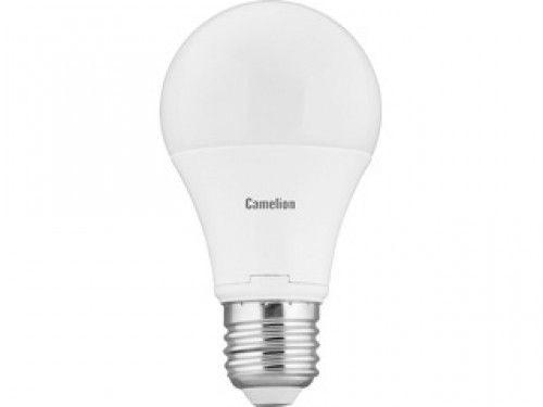 Светодиодная лампа Camelion LED7-A60/845/E27 (7Вт 220В) холодный свет, Камелион, для освещения комнаты в квартиреСветодиодные LED лампы<br>Светодиодная лампа Camelion LED7-A60/845/E27 (7Вт 220В) холодный свет<br> <br>Внимание! Минимальный заказ 10 шт.<br><br><br>      <br>    <br> <br> <br>  СДЛ Camelion - это инновационное решение, разработанное на основе новейших светодиодных технологий (LED). Предназначена для замены обычной и галогенной ламп накаливания, работающих от сетевого напряжения, в большинстве осветительных приборов. Встроенный источник питания позволяет использовать СДЛ Camelion в стандартных патронах (Е14, Е27, GU5.3, GU10). Для питания низковольтной СДЛ Camelion, рассчитанной на напряжение 12В, дополнительно требуется понижающий трансформатор.<br> <br>  Выпускается в двух исполнениях, отличающихся цветовой температурой - 3000К и 6000К. Цветовая температура определяет цветность излучаемого света - тёплый белый и белый свет.<br> <br>   <br>    <br>   <br> <br>  Тёплый белый сеет (3000К) идеально подойдёт для квартир, гостиниц, ресторанов; белый свет (6000К) рекомендуется для создания рабочей атмосферы в производственных и общественных зданиях, спортивных и торговых залах, в офисах и учреждениях. В помещениях детских и образовательных учреждений рекомендуется смешивать лампы разной цветности. Низкое тепловыделение во время работы лампы позволяет использовать её в светильниках, критичных к повышенному нагреву.<br> <br>   <br>    <br>   <br> <br>  СДЛ Camelion пригодна для установки и эксплуатации в светильниках наружного освещения с соблюдением ряда условий. Для защиты от влаги и воздействия других агрессивных сред СДЛ Camelion должна использоваться в закрытых светильниках с соответствующей степенью защиты - не ниже IP54. Конструкция светильника должна предусматривать наличие отверстия для стока конденсата.<br> <br>  Рабочее положение СДЛ Camelion в светильниках - произвольное.<br> <br>   <br>    <br>   <br> <br>  Выпускаются модификации с углами, светов