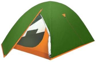 Палатка WoodLand Tour 3 0030747Туристические палатки<br><br> Палатка WoodLand Tour 3 - это двухслойная палатка с двумя входами. Внешний тент палатки устойчив к ультрафиолетовому излучению. Идеальна для туристических походов в весеннее, летнее и осеннее время.<br><br><br> Особенности:<br><br><br> - Двухслойная палатка с двумя входами.<br><br><br> - Два Q - образных входа, дублированных антимоскитной сеткой (больше возможностей для улучшения вентиляции в дождливую погоду). ? <br><br><br> - Монтажные элементы (угловые стропы с люверсами) внутренний палатки и тента выполнены в ярких цветах, для быстрого обнаружения в траве. ?<br><br><br> - Дополнительные люверсы для дуг в угловых стропах внутренний палатки.<br><br><br> - Кармашки для мелочей, крючок для фонарика.<br><br><br> - Дополнительные кармашки, чтобы убирать открытый полог входа.<br><br><br> - Оттяжки со светоотражающей вставкой. <br><br><br> - Кармашки для оттяжек.   <br><br><br> - Удобные пряжки для регулировки длины оттяжки.<br><br><br> - Два вентиляционных клапана с защитой от косого дождя.<br><br><br> - Внешний тент палатки устойчив к ультрафиолетовому излучению.<br><br><br> - Все швы проклеены.<br><br><br> - Идеальна для туристических походов в весеннее, летнее и осеннее время.<br><br>Характеристики:<br><br><br><br><br> Вес:<br><br><br> 3,6 кг.<br><br><br><br><br> Водонепроницаемость:<br><br><br> Тент 5000 мм, дно 7000 мм.<br><br><br><br><br> Все размеры:<br><br><br> Внешняя палатка 360(Д)x220(Ш)x120(В) см, внутренняя палатка 210(Д)x180(Ш)x120(В) см.<br><br><br><br><br> Высота:<br><br><br> 120 см.<br><br><br><br><br> Каркас:<br><br><br> фиберглас 8,5 мм.<br><br><br><br><br> Материал внутренний:<br><br><br> 100% «дышащий» полиэстер.<br><br><br><br><br> Материал пола:<br><br><br> 100% армированный полиэтилен (tarpauling).<br><br><br><br><br> Материал внешний:<br><br><br> полиэстер (190T PU).<br><br><br><br><br> Обработка швов:<br><br><br> проклеенные швы.<br><br><br><br><br> упаковка габариты см:<br><br><br> 