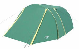 Палатка Campack Tent Field Explorer 4Туристические палатки<br><br> Палатка Campack Tent Field Explorer 4 прекрасно подходит для несложных походов и семейного отдыха на природе в теплое время года. <br><br><br> Высокопрочное дно изготовленно из армированного полиэтилена не пропускает влагу, влагостойкость-10000 мм. в ст., и устойчиво к истиранию. <br><br><br> Каркас, изготовленный из стеклопластика, обеспечивает надежную устойчивость.<br> Палатка Campack Tent Field Explorer 4 оснащена увеличенными окнами для вентиляции, клапаном от косого дождя и двухслойной дверью с цветными молниями. <br><br><br> Внутри палатки имеется подвеска для фонаря и карманы для хранения мелочей. В объемном тамбуре можно спрятаться от дождя. <br><br><br> Проклееные швы гарантируют герметичность в любой ситуации<br><br>Характеристики:<br><br><br><br><br><br><br> Вес:<br><br><br> 6,9 кг.<br><br><br><br><br> Водонепроницаемость:<br><br><br> 3000 мм.<br><br><br><br><br> Все размеры:<br><br><br> Внешняя палатка 440(Д)x250(Ш)x140(В) см, внутренняя палатка 225(Д)x235(Ш)x130(В) см.<br><br><br><br><br> Высота:<br><br><br> 130 см.<br><br><br><br><br> Каркас:<br><br><br> фиберглас 9,5 мм.<br><br><br><br><br> Материал внутренний:<br><br><br> P. Taffeta 170T.<br><br><br><br><br> Материал пола:<br><br><br> армированный полиэтилен (tarpauling).<br><br><br><br><br> Материал внешний:<br><br><br> P. Taffeta 190T PU 3000 мм.<br><br><br><br><br> Обработка швов:<br><br><br> проклеенные швы.<br><br><br><br><br> упаковка габариты см:<br><br><br> 55*22*22<br><br><br><br><br>