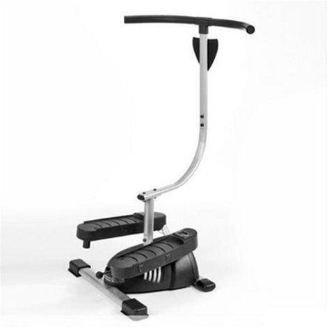 Bradex Cardio Twister SF 0033 (Кардиостеппер Кардио Твистер)Степперы Кардио Твистер (Кардио Слим)<br>Тренажер для ног Кардиостеппер Cardio Twister от Bradex<br><br> Смотрите также - Тренажер Кардио Твистер (Степпер Cardio Twister, Cardio Slim)<br><br><br>  Смотрите также - Все модели Кардио тренажеров<br><br> <br><br>Тренажер для ног Кардиостеппер  одно из уникальных изобретение для борьбы с лишними килограммами. Благодаря этому тренажеру Вы сможете самостоятельно сформировать и укрепить свою мускулатуру, всегда поддерживать мышечный тонус. Без сомнений используйте последнее достижение науки, которым является уникальный тренажер Кардио Твистер Bradex. Благодаря этому тренажеру Ваша талия приобретет идеально красивые очертания ,и Вашу форму по достоинству оценят все окружающие на пляже!  Тренажер для ног  — это ваш путь к здоровью и молодости, к стройной и красивой фигуре.<br><br><br>Заниматься на этом уникальном Тренажере совсем не сложно,  движения, которые необходимо выполнять, легкие и простые. Но не смотря на свою простоту занятия на Кардиостеппере Bradex помогут Вам избавиться от лишнего веса, а также привести в порядок мышцы пресса, мышцы живота, ягодиц, бедер. И при регулярных тренировках Вы быстро увидите результат!<br><br><br>Хотите укрепить мышцы? Мечтаете избавиться от лишних килограммов? Сделайте это с тренажером Кардио Твистер от Bradex.<br><br><br>Не забывайте о том, что Ваша мечта может станет реальностью, благодаря постоянным и регулярным занятиям. Занимаясь на тренажере от Bradex  Вы не только активно прорабатываете все группы мышц, но и вместе с этим приводите в норму вес своего тела.<br><br>Кардио Твистер от Bradex, в чем секрет?<br><br>Обычные упражнения, которые часто используют при борьбе с лишним весом, как правило, не могут принести ощутимый результат по причине  того, что стандартные упражнения не могут активно проработать те мышцы, которые не задействованы в быту. А между тем, именно в этих областях находится источник лишних килограммов!  К