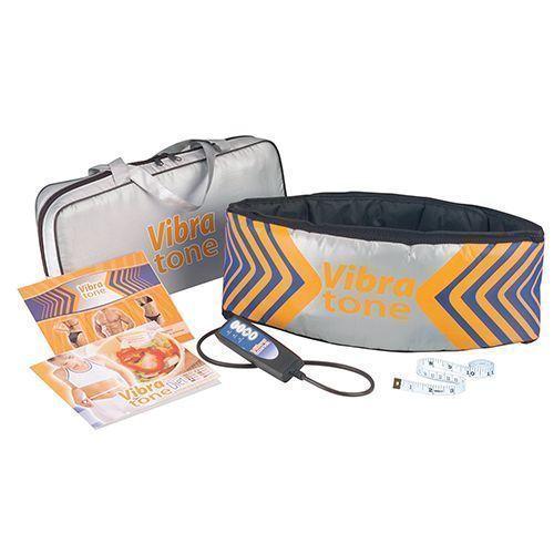 Пояс для похудения Vibra Tone (Вибротон), массажный пояс Вибратон, Вибромассажный для мышц пресса живота