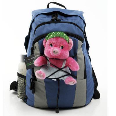 """Рюкзак Prival ГородскойРюкзаки<br><br> Небольшой комфортный и стильный городской рюкзак """"Городской 23"""" (Prival)  с анатомической спинкой. <br><br><br> При своём небольшом объеме в 23 литра он может использоваться как в качестве школьного портфеля так и для повседневного использования, не исключая и  одно-двухдневные походы. <br><br><br> В него легко вмещаются файлы и папки формата А4, а также ноутбуки различных размеров. <br><br><br> Состоит из одного большого отделения с карманом на молнии и с отделением для бумаг форматом А4. <br><br><br> С наружной стороны во фронтальной части рюкзак снабжён большим двойным дополнительным карманом для быстрого доступа на  молнии. <br><br><br> Внутри передний отсек также дублируется кармашком-органайзером на липучке для мелочей. <br><br><br> По бокам рюкзака - два кармана с сетчатыми вставками под воду, быстрые перекусы (типа сухариков, конфет, чипсов) или под другие мелкие часто требуемые вещи.  <br><br><br> Не нужно волноваться о том, что жидкость из бутылки прольётся, а крошки от еды загрязнят рюкзак. <br><br><br> Мягкая анатомическая спинка  и регулируемый поясной ремень позволяют уменьшить нагрузки на спину при длительных передвижениях в походах.  <br><br><br> Кроме этого специальная конструкция спинки оберегает спину от повышенной влажности в жаркую погоду.<br><br>Характеристики:<br><br><br><br><br> Вес:<br><br><br> 0,65 кг.<br><br><br><br><br> Все размеры:<br><br><br> 45*22*12 см<br><br><br><br><br> Высота:<br><br><br> 45 см<br><br><br><br><br> Гарантия:<br><br><br> 6 месяцев.<br><br><br><br><br> Грузоподъемность:<br><br><br> 10 кг<br><br><br><br><br> Материал:<br><br><br> Poly Oxford 600D PU + дно: Poly Oxford 600 PU<br><br><br><br><br> Объем:<br><br><br> 23 л.<br><br><br><br><br> упаковка габариты см:<br><br><br> 45*22*3<br><br><br><br><br>"""