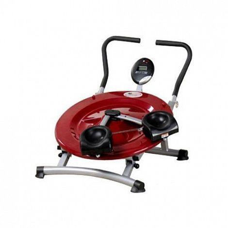 Тренажер МАЯТНИК (Ab Circle Pro), Bradex (Брадекс), для мышц живота, круговой, для бедер и ягодиц, для телаТренажеры Ab Circle<br>Тренажер для мышц живота, круговой МАЯТНИК (Ab Circle Pro)<br><br> Вам надоело с завистью смотреть на красивые фигуры, в то время как ваша оставляет желать лучшего? Беспокоят жировые отложения в области талии? Диеты для похудения не дают результата?<br><br><br> Мы знаем, что вам нужно для решения проблем такого рода. Достаточно купить в нашем интернет магазине недорогой тренажер для мышц живота МАЯТНИК по самой выгодной цене и уже через некоторое время вы заметите положительные изменения, а ваши знакомые будут оставлять восхищенные отзывы под вашими фотографиями на пляже.<br><br><br> <br><br>Особенности тренажера для мышц живота<br><br> Борьба с обвисшим животом и жировыми отложениями на боках является одной из самых сложных, так как эта зона очень неохотно расстается с накоплениями в виде лишних килограмм.<br><br><br> И здесь не помогут ни диеты, от которых только организм страдает, ни изнурительные забеги. Конечно, самым кардинальным способом может стать хирургическое вмешательство, но зачем, если лучшие фитнес-эксперты совместно с ведущим производителем спортивного инвентаря bradex уже создали уникальный и по истине революционный тренажер для пресса МАЯТНИК.<br><br><br> Он позволяет заниматься своим телом каждый день дома, и при этом не требует для этого много места. Просто поставьте его на пол в комнате и приступайте к занятиям, вам ничто не будет мешать.<br><br><br> Принцип работы недорогого Ab Circle Pro базируется на эффекте маятника, то предполагает плавные движения из стороны в сторону.<br><br><br>  <br><br><br> Отзывы пользователей, которые уже успели купить тренажер Bradex Маятник (Аб Серкл Про), говорят о его высокой эффективности и удобстве использования. Упражнения на нем выполнять легко и комфортно, а также есть прекрасная возможность сосредоточиться на процессе выполнения, так как количество выполненных повторений и подход