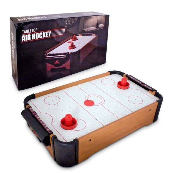 You dont have to have a game room or basement to own this cool, table-top version of the game we all love