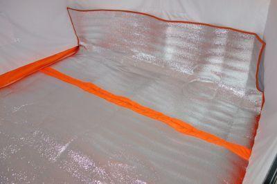 Пол для зимней палатки Пингвин ПризмаРыболовные палатки<br>Качественный, теплый пол для зимних палаток.<br>Характеристики<br><br><br><br><br> Все размеры:<br><br><br> 205х185 см<br><br><br><br><br> упаковка вес кг:<br><br><br> 0.8<br><br><br><br><br>