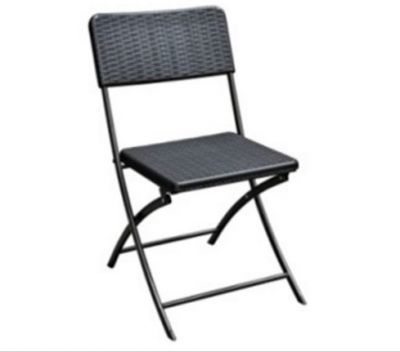 Стул складной C041Кемпинговая мебель<br>Удобный, прочный стул складной C041 изготовленный из металла и пластика поможет комфортно отдохнуть на природе.<br>Характеристики<br><br><br><br><br> Max вес пользователя:<br><br><br> 120 кг.<br><br><br><br><br> Вес:<br><br><br> 4,5 кг.<br><br><br><br><br> Все размеры:<br><br><br> 54х44,5х80,5 см<br><br><br><br><br> Высота:<br><br><br> 80,5 см<br><br><br><br><br> Каркас:<br><br><br> стальная труба, 14х28 мм<br><br><br><br><br> Материал:<br><br><br> спинка и сиденье выполнены из полиэтилена PE, имитация ротанга<br><br><br><br><br> упаковка габариты см:<br><br><br> 98*44*12<br><br><br><br><br>