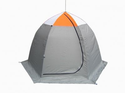 Палатки рыбака Омуль 3Рыболовные палатки<br><br> Палатки рыбака Омуль 3 используется для зимней рыбалки на льду. Представленная модель отличается эргономичным дизайном и разработано на быстроразборном каркасе зонтичного типа, выполненного из высококачественного материала (дюралевый пруток марки В-95Т1), что обеспечивает необходимую устойчивость и удобство эксплуатации. <br><br><br> При изготовлении тента данного изделия использовано сочетание тканей-компаньонов, обладающих водоотталкивающими свойствами, необходимой гигроскопичностью и светопроницаемостью (Oxford 210D 1000PU), что обеспечивает комфортные условия для провидения зимней рыбалки.<br> Применение замкнутой юбки с внешней стороны изделия (ширина 20см) обеспечивает плотное соединение с поверхностью и предохраняет от влияние внешних факторов.<br> Вентиляционный клапан, расположенный напротив входа обеспечивает дополнительный приток воздуха и снижает уровень образования конденсата.<br><br>Характеристики<br><br><br><br><br> Вес:<br><br><br> 4,3 кг.<br><br><br><br><br> Водонепроницаемость:<br><br><br> 1000 мм.<br><br><br><br><br> Все размеры:<br><br><br> 270*220 см.<br><br><br><br><br> Высота:<br><br><br> 160 см.<br><br><br><br><br> Гарантия:<br><br><br> 6 месяцев.<br><br><br><br><br> Каркас:<br><br><br> Дюралевый пруток марки В-95Т1<br><br><br><br><br> Материал:<br><br><br> Ткань Оxford 210D<br><br><br><br><br> Особенности:<br><br><br> шестигранный каркас, без пола, внешняя ветрозащитная юбка, внутренние карманы для вещей, внутренние карманы для удочек.<br><br><br><br><br> Площадь:<br><br><br> 4,71 кв.м.<br><br><br><br><br> упаковка габариты см:<br><br><br> 120*15*15<br><br><br><br><br>