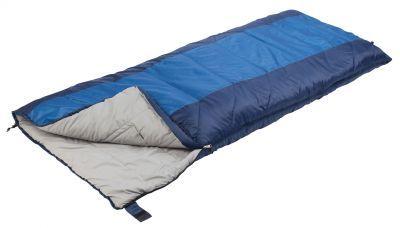 Спальный мешок Trek Planet  Aspen(70362)Спальные мешки<br><br> Комфортный, просторный и теплый 3-х сезонный спальник-одеяло TREK PLANET Aspen. Его отличительная особенность - натуральная внутренняя ткань поликоттон: прекрасно дышит и дает приятные ощущения во время сна. Спальник прекрасно подойдет для походов и отдыха на природе в холодные дни весенне-осеннего периода. Также его можно использовать как обычное теплое одеяло. Утеплен двумя слоями техничного 4-канального волокна Hollow Fiber.<br><br><br> Данная модель имеет возможность состегивания спальников между собой. <br> Для этого вам необходимо приобрести спальник с правой и с левой молнией. <br><br><br> <br><br><br>4-канальный наполнитель Hollow Fiber,<br>Внешний материал: полиэстер,<br>Внутренняя ткань: натуральный поликоттон,<br>Молния имеет два замка с обеих сторон и расположена по двум сторонам спальника, короткой и длинной,<br>Термоклапан вдоль молнии,<br>Внутренний карман,<br>Возможно состегивание спальников между собой,<br>К спальнику прилагается компрессионный чехол из прочного полиэстера для удобного хранения и переноски<br><br>Характеристики:<br><br><br><br><br><br><br> Вес:<br><br><br> 2 кг.<br><br><br><br><br> Все размеры:<br><br><br> 200*85 см.<br><br><br><br><br> Гарантия:<br><br><br> 6 месяцев.<br><br><br><br><br> Диапазон температур,С:<br><br><br> Комфорт: 3/ Лимит комфорта:-4/ Экстрим:-14<br><br><br><br><br> Материал:<br><br><br> 100% полиэстер (165 г/м2).<br><br><br><br><br> Материал внутренний:<br><br><br> 100% поликотон.<br><br><br><br><br> Наполнитель:<br><br><br> 2x175 HF 4H<br><br><br><br><br> упаковка габариты см:<br><br><br> 44*25*25<br><br><br><br><br>
