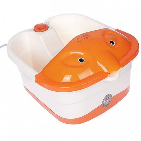 Гидромассажная ванна с ИК прогревом Multifunctional Foot BathТовары для красоты и здоровья<br>Хотите побаловать свои ножки после тяжёлого трудового дня?<br><br><br>С гидромассажной ванной с ИК прогревом Multifunctional Foot Bath Вы вернёте себе бодрость и ощутите прилив сил!<br><br><br> <br><br><br><br><br><br>Устройство работает в 3 режимах: пузырьковый массаж, вибрационный массаж, пузырьковый + вибрационный массаж. Функция инфракрасного подогрева усиливает целебный и расслабляющий эффект. Во время сеанса происходит стимулирование нервных окончаний, расположенных на стопах и связанных с внутренними органами, что также благоприятно влияет на весь организм. Вода в ванной нагревается до 38 градусов – это оптимальная температура для проведения расслабляющего массажа.  Помимо своего прямого назначения, имеет приятное дополнительное достоинство: он способен ухаживать за кожей ступней. Для этого в комплекте предусмотрены насадки, позволяющие удалять ороговевшую кожу.<br><br><br> <br> <br><br><br><br><br>Устройство для проведения в домашних условиях комплексного массажа ног и процедур по уходу за ступнями. помощью этой чудо-ванны Вы снимите напряжение в ногах, избавитесь от тяжести, снимите отечность ног и расслабитесь.<br><br><br>Позаботьтесь о Ваших ножках! <br> <br><br>Отличительные особенности:<br> - 3 режима работы <br> - Инфракрасный прогрев <br> - Пемза для ног <br> - Защита от брызг <br> - Объём: 5 л <br><br><br> <br> <br><br><br><br>Способ применения:<br>  <br><br>Поставьте ванну на ровную поверхность. Налейте тёплой воды, по желанию добавьте пару капель ароматического масла. Включите ванну, повернув выключатель. Выберите один из режимов работы.<br><br> <br><br> <br><br>Гидромассажная ванна с ИК прогревом Multicunctional Foot Bath - настоящий рай для уставших ножек!<br><br> <br> <br><br><br>Комплектация:<br><br><br><br><br>Гидромассажная ванна- 1 шт.  <br> Переключатель – 1 шт.  <br> Пемза для ног – 1 шт.  <br> ИК-порт – 1 шт.  <br> Оригинальная англоязычная упако