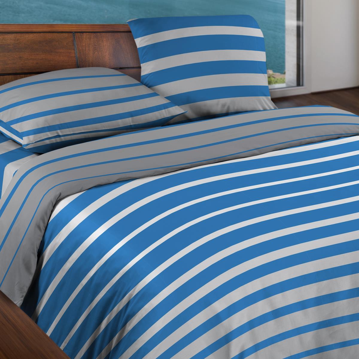 КПБ Евро БИО Комфорт WENGE Motion КБВм-41 рис.15184 вид 5 Stripe Blue (366592)Постельное бельё<br><br> Постельное белье коллекции «WENGE Motion» - белье с яркими дизайнами, построенными на плавном перетекании чистых цветов, задает радостное настроение на весь день! Этот качественный продукт, выполненный из бязи БИОкомфорт высокой плотности. Ткань полотняного переплетения с высокими показателем износостойкости, приятная и мягкая на ощупь, имеет ровную и гладкую поверхность, не теряет яркости при многократных стирках.<br><br><br> Размеры:<br><br> Пододеяльник: 215*220 см (1 шт).<br> Простынь: 220*240 см (1 шт).<br> Наволочки: 70*70 см (2 шт).<br><br>Характеристики<br><br><br><br><br> Цвет<br><br><br> Голубой, Серый<br><br><br><br><br> Тип рисунка<br><br><br> Полоска<br><br><br><br><br> Материал<br><br><br> Бязь<br><br><br><br><br> Торговая марка<br><br><br> Wenge<br><br><br><br><br> Тип товара<br><br><br> Постельное белье<br><br><br><br><br> Размер постельного белья<br><br><br> Евро<br><br><br><br><br> Размер наволочки<br><br><br> 70*70 см<br><br><br><br><br> Стили<br><br><br> С рисунком<br><br><br><br><br> Страна производства<br><br><br> Россия<br><br><br><br><br> Расцветка<br><br><br> Цветное<br><br><br><br><br><br> Производитель: Неотек.<br><br><br> * Цвет товара зависит от настроек вашего монитора и может не соответствовать реальному<br><br>