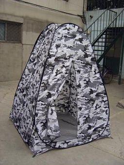 Палатка рыбака автомат SWD Белая Ночь б/дна (8608091) камуфляжРыболовные палатки<br>Палатка рыбака автомат SWD Белая Ночь б/дна (8608091) - одна из самых легких палаток автомат для зимней рыбалки. Материал палатки полиэстер Oxford. Форма палатки позволяет быть устойчивой к ветрам, а ее ткань расцветки зимний камуфляж хорошо пропускает свет. Палатка без дна. Это палатка автомат, поэтому время сборки не превышает 1 минуты.<br>Характеристики<br><br><br><br><br> Вес:<br><br><br> 1.2 кг.<br><br><br><br><br> Водонепроницаемость:<br><br><br> 1000 мм.<br><br><br><br><br> Все размеры:<br><br><br> 150*150 см.<br><br><br><br><br> Высота:<br><br><br> 180 см.<br><br><br><br><br> Гарантия:<br><br><br> 1 мес.<br><br><br><br><br> Каркас:<br><br><br> металлическая труба 15х0,75 мм.<br><br><br><br><br> Материал:<br><br><br> Oxford + брезент.<br><br><br><br><br> Особенности:<br><br><br> установка менее 1 минуты<br><br><br><br><br> Площадь:<br><br><br> 2.25 кв.м.<br><br><br><br><br> упаковка габариты см:<br><br><br> 60*60*5<br><br><br><br><br>