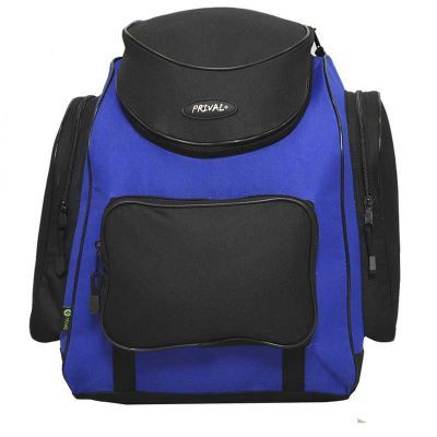 Рюкзак PRIVAL 35лРюкзаки<br><br> Практичный и многофункциональный рюкзак Привал 35 (Prival) отлично подходит для активного отдыха и походов выходного дня. Незаменим для непродолжительного похода или поездки за город, на природу, на рыбалку. Объёмное главное отделение для основной части багажа, а так же 3 вместительных внешних кармана, позволяют держать всё необходимое под рукой, а водоотталкивающая ткань надёжно защитит вещи от дождя. Вшитая в спинку и лямки «пенка» и эластичный регулируемый поясной ремень обеспечивают комфортные условия при переноске. Отличительной особенностью рюкзака является объемный, быстрый доступ в центральное отделение. Расстегнув всего одну застежку молнии Вы получаете удобный доступ к багажу. <br><br><br><br> <br> <br> Назначение: Походы выходного дня, активный отдых<br><br><br> Исполнение: Анатомический<br><br><br> Тип: унисекс<br><br><br> Лямок: 2 шт<br> Грузоподъёмность:  до 25 кг<br>Характеристики:<br><br><br><br><br> Вес:<br><br><br> 0,8 кг<br><br><br><br><br> Все размеры:<br><br><br> 33*28*40 см<br><br><br><br><br> Материал:<br><br><br> Poly Oxford 600D PU + дно: Poly Oxford 600 PU<br><br><br><br><br> Объем:<br><br><br> 35 л<br><br><br><br><br> упаковка габариты см:<br><br><br> 40*45*2<br><br><br><br><br>