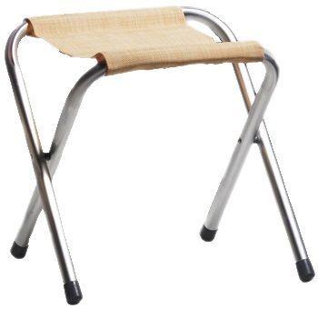Стул алюминиевый Green Glade М1081Кемпинговая мебель<br>Такие стулья часто называют рыбацкими. Однако они удобны не только для рыбалки, но и для любой вылазки на природу. Такой стул легко складывается и раскладывается. Металлический каркас надёжно устанавливается на землю, а натяжное сиденье при необходимости складывается. Стул не доставляет дискомфорта. Его легко поместить как в рюкзак, так и в обычную сумку.<br>Характеристики<br><br><br><br><br> Max вес пользователя:<br><br><br> 100 кг, на навесные элементы 50 кг.<br><br><br><br><br> Вес:<br><br><br> 0,6 кг.<br><br><br><br><br> Все размеры:<br><br><br> 37*27*39 см<br><br><br><br><br> Гарантия:<br><br><br> 6 месяцев.<br><br><br><br><br> Каркас:<br><br><br> Алюминий19 мм.<br><br><br><br><br> Материал:<br><br><br> Сиденья ткань (полиэстер)<br><br><br><br><br> упаковка габариты см:<br><br><br> 40*34*10<br><br><br><br><br>