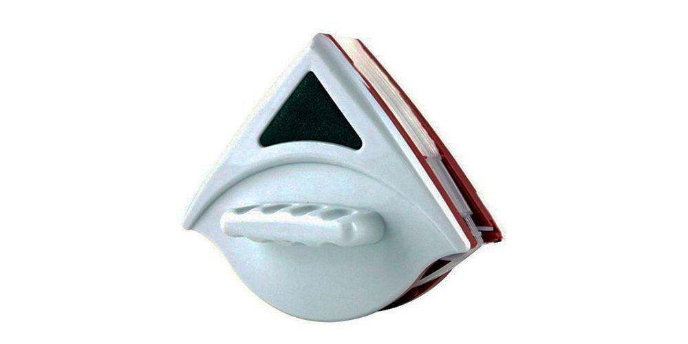 Магнитная щетка для мытья окон с двух сторон (стекло 15-24 мм)