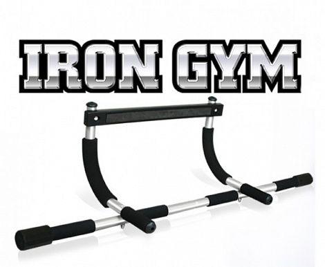 Турник в проем Iron Gym