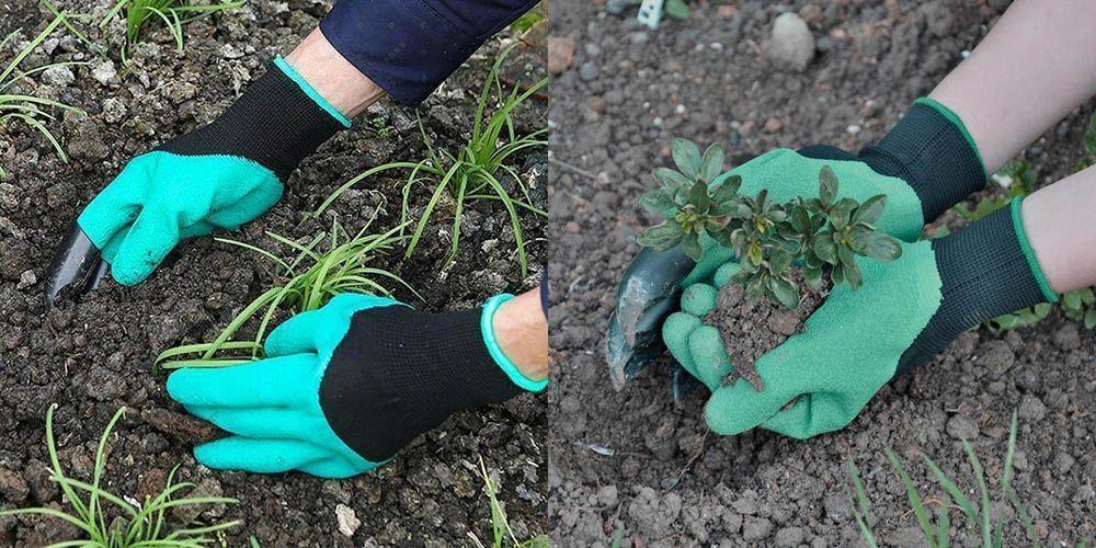 Садовые перчатки Garden Genie Gloves