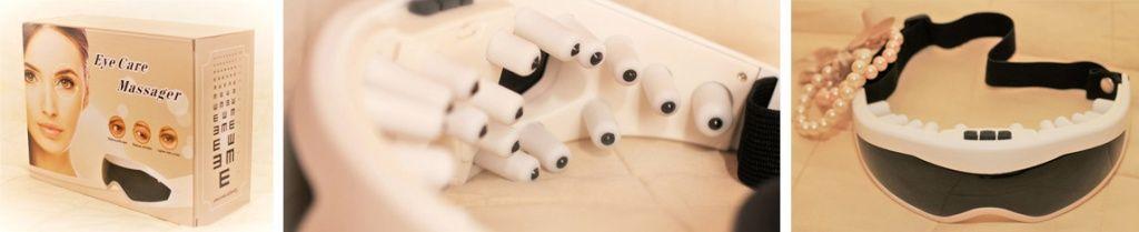 Правила использования Eye Care Massager
