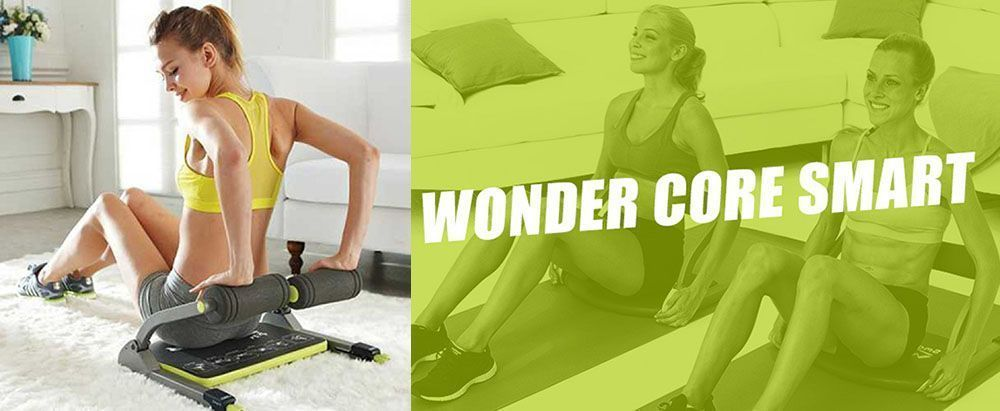 Тренажер для пресса Вандер Кор Смарт (Wonder Core Smart)
