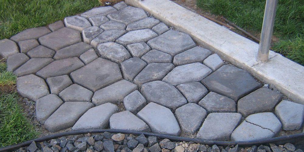Форма для садовой дорожки Garden Road (44x44)