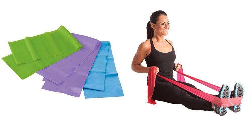 Эластичные ленты для фитнеса купить в Кашине
