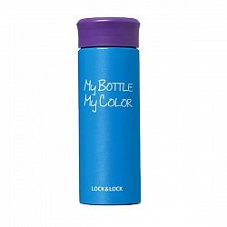 Термос My bottle My color 0,33 мл синий
