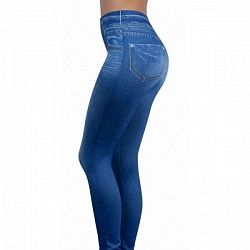 Джеггинсы Slim Jeggins (Леджинсы) синие
