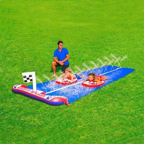 Водные гонки Rally Pro Water Slide