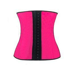 Корсет Sculpting Clothes (Waist Trainer) Розовый L-XL
