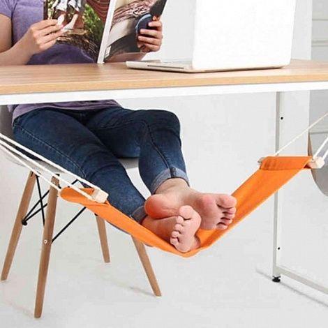 Как сделать подставку ноги
