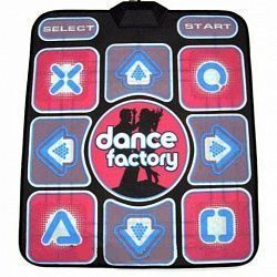 Танцевальный коврик X-tream Dance Pad Platinum (PC-USB) Dance Factory