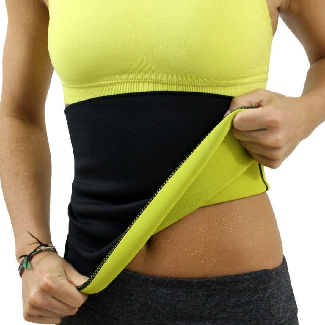 как быстро сбросить жир с живота