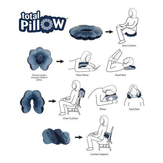 Быть ваша подушка для путешествий