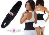 Утягивающий пояс для похудения Miss Belt (корсет песочные часы Мисс Белт ) L/XL